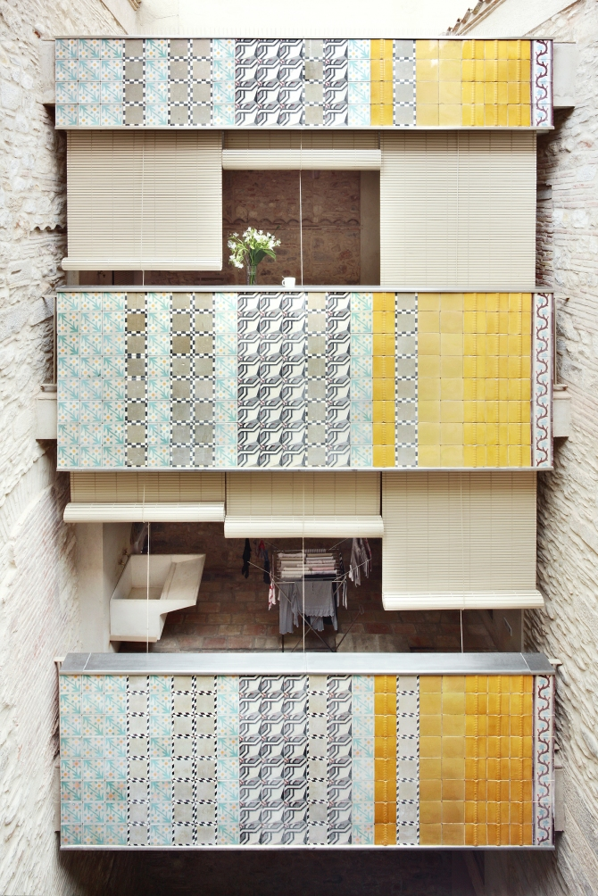 Bosch.Capdeferro Arquitectures_ House Collage, Girona